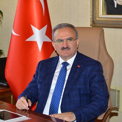 Münir KARALOĞLU<br>Antalya Valisi